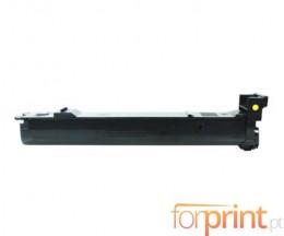 Toner Compativel Konica Minolta A06V253 Amarelo ~ 12.000 Paginas