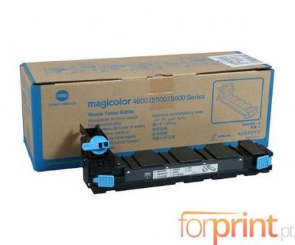 2 Caixas de Resíduos Original Konica Minolta A06X0Y3 ~ 36.000 Paginas