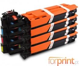 4 Tambores Compativeis, Konica Minolta A0WG0XH Preto + Cor ~ 30.000 Paginas