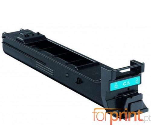 Toner Compativel Konica Minolta A0DK452 Cyan ~ 8.000 Paginas