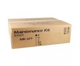 Unidade de Manutenção Original Kyocera MK 671 ~ 300.000 Paginas