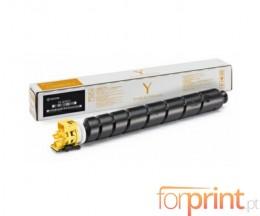 Toner Original Kyocera TK 8345 Y Amarelo ~ 12.000 Paginas