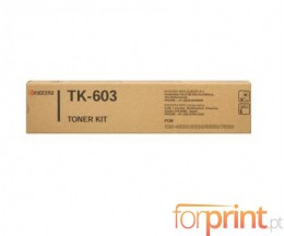 Toner Original Kyocera TK 603 Preto ~ 30.000 Paginas