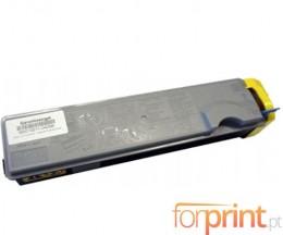 Toner Compativel Kyocera TK 520 Y Amarelo ~ 4.000 Paginas