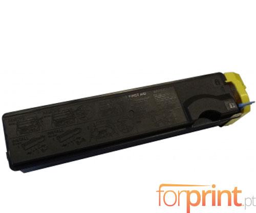 Toner Compativel Kyocera TK 500 Amarelo ~ 8.000 Paginas