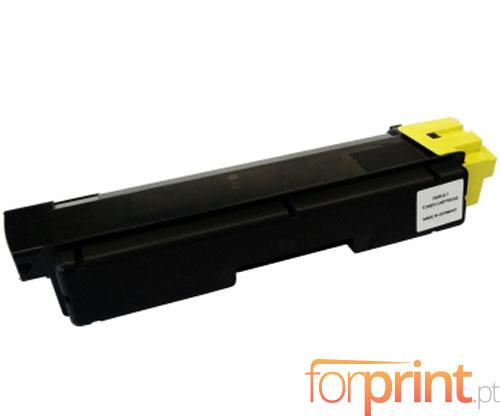 Toner Compativel Kyocera TK 580 Y Amarelo ~ 3.000 Paginas