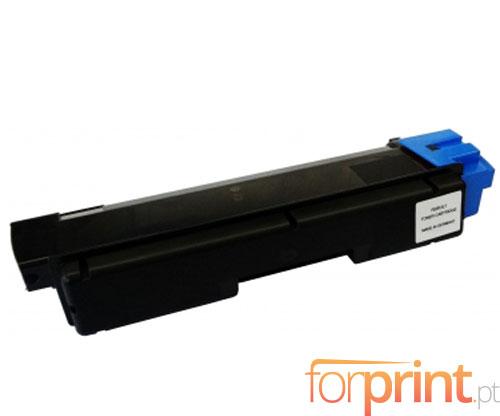Toner Compativel Kyocera TK 580 C Cyan ~ 3.000 Paginas