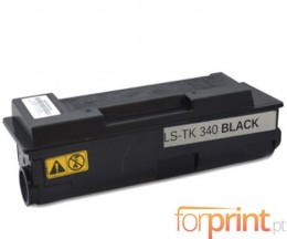 Toner Compativel Kyocera TK 340 Preto ~ 12.000 Paginas