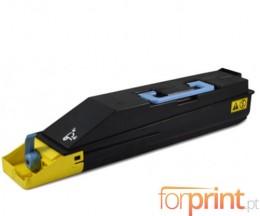 Toner Compativel Kyocera TK 855 Y Amarelo ~ 18.000 Paginas