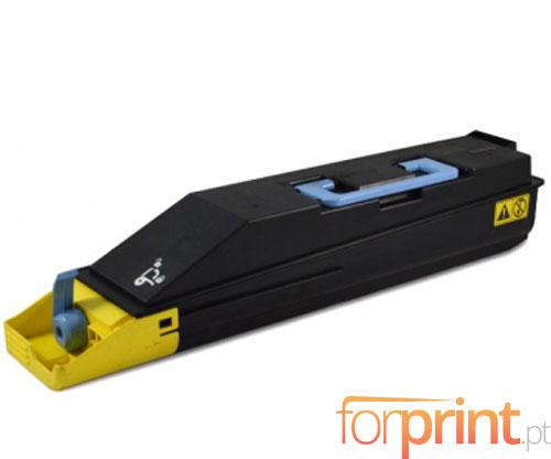 Toner Compativel Kyocera TK 865 Y Amarelo ~ 12.000 Paginas