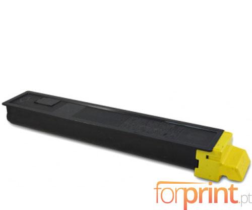 Toner Compativel Kyocera TK 895 Y Amarelo ~ 6.000 Paginas
