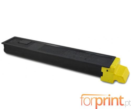 Toner Compativel Kyocera TK 8315 Y Amarelo ~ 6.000 Paginas
