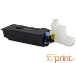 Toner Compativel Kyocera TK 3100 / TK 3110 / TK 3130 Preto ~ 12.500 Paginas