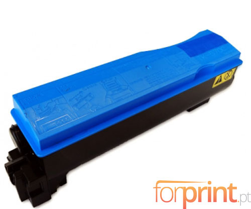Toner Compativel Kyocera TK 570 C Cyan ~ 12.000 Paginas