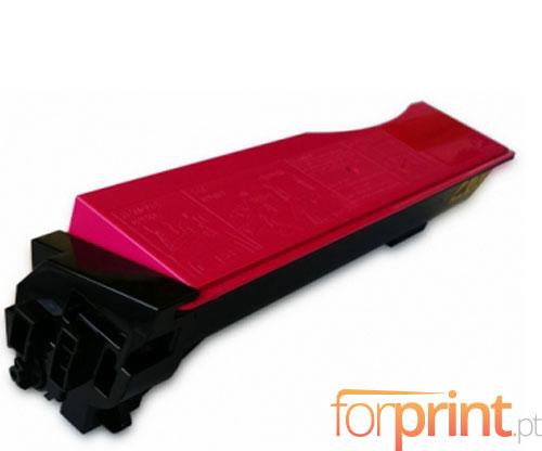 Toner Compativel Kyocera TK 550 M Magenta ~ 6.000 Paginas