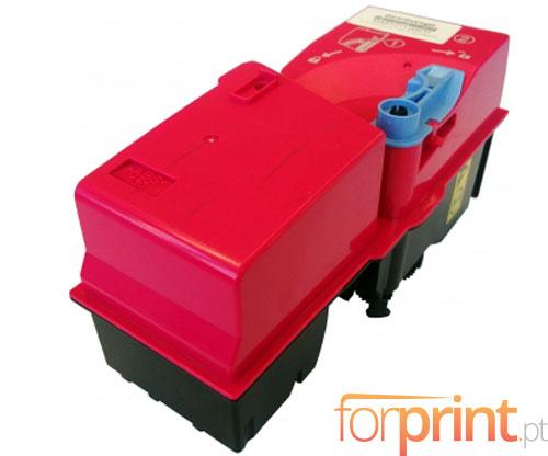 Toner Compativel Kyocera TK 825 M Magenta ~ 7.000 Paginas