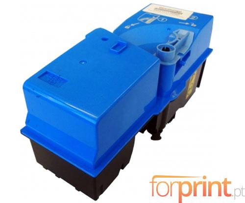 Toner Compativel Kyocera TK 825 C Cyan ~ 7.000 Paginas
