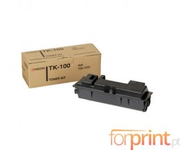 Toner Original Kyocera TK 100 Preto ~ 6.000 Paginas