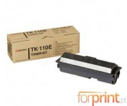 Toner Original Kyocera TK 110 E Preto ~ 2.000 Paginas