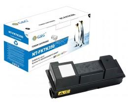 Toner Compativel G&G / Kyocera TK 350 Preto ~ 15.000 Paginas