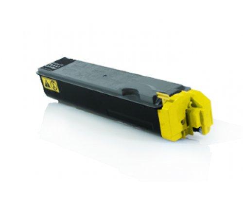 Toner Compativel Kyocera TK 5160 Y Amarelo ~ 12.000 Paginas