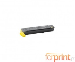 Toner Compativel Kyocera TK 5195 Y Amarelo ~ 7.000 Paginas