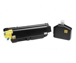 Toner Compativel Kyocera TK 5270 Amarelo ~ 6.000 Paginas