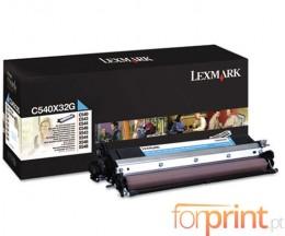 Revelador Original Lexmark C540X32G Cyan ~ 30.000 Paginas