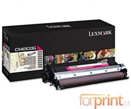 Revelador Original Lexmark C540X33G Magenta ~ 30.000 Paginas