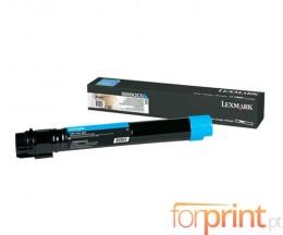 Toner Original Lexmark X950X2CG Cyan ~ 24.000 Paginas