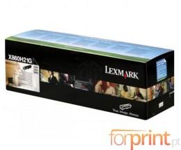 Toner Original Lexmark X860H21G Preto ~ 35.000 Paginas