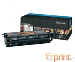 Toner Original Lexmark X8302KH Preto ~ 30.000 Paginas