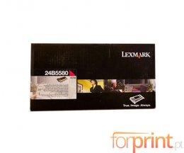 Toner Original Lexmark 24B5580 Magenta ~ 10.000 Paginas