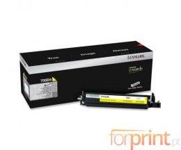 Revelador Original Lexmark 700D4 Amarelo ~ 40.000 Paginas