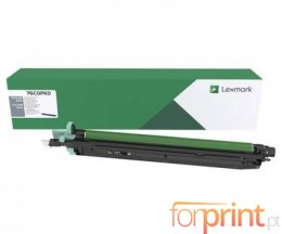 Tambor Original Lexmark 76C0PK0 Preto ~ 100.000 Paginas