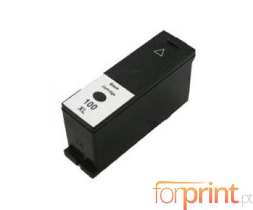 Tinteiro Compativel Lexmark 100 XL Preto 19ml