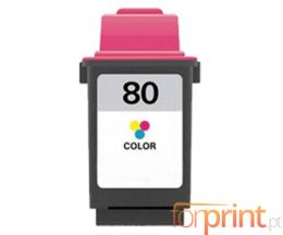 Tinteiro Compativel Lexmark 80 Cor 24ml