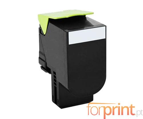Toner Compativel Lexmark C544X1KG Preto ~ 6.000 Paginas