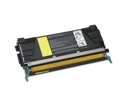 Toner Compativel Lexmark C5240YH Amarelo ~ 5.000 Paginas
