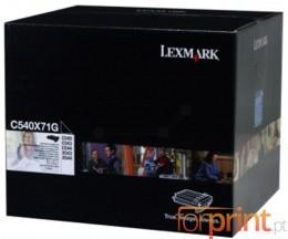 Tambor Original Lexmark C540X71G Preto ~ 30.000 Paginas