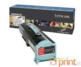 Toner Original Lexmark X850H21G Preto ~ 30.000 Paginas