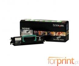 Toner Original Lexmark 34016HE Preto ~ 6.000 Paginas