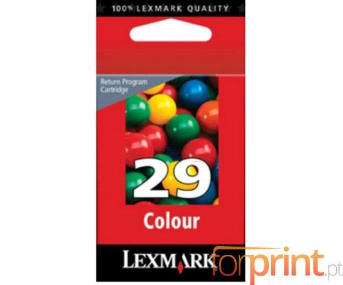 Tinteiro Original Lexmark 29 Cor ~ 150 Paginas