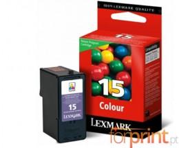 Tinteiro Original Lexmark 15 Cor 15.7ml ~ 150 Paginas