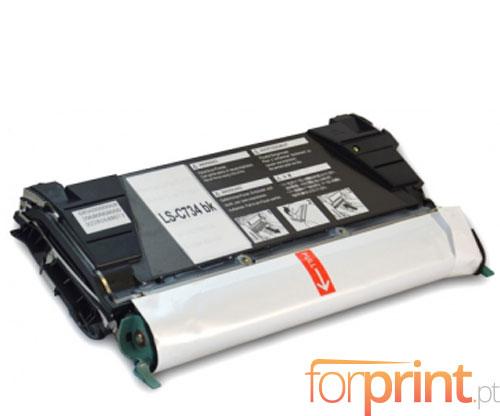 Toner Compativel Lexmark C734A1KG Preto ~ 8.000 Paginas