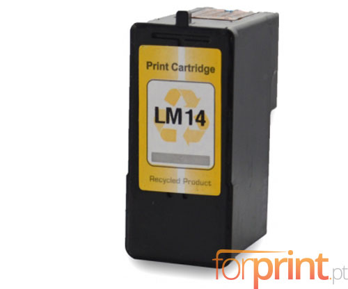 Tinteiro Compativel Lexmark 14 Preto 21ml