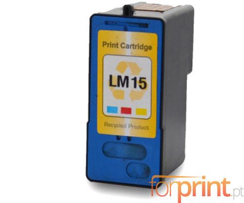 Tinteiro Compativel Lexmark 15 Cor 15ml