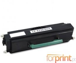 Toner Compativel Lexmark E230 Preto ~ 6.000 Paginas