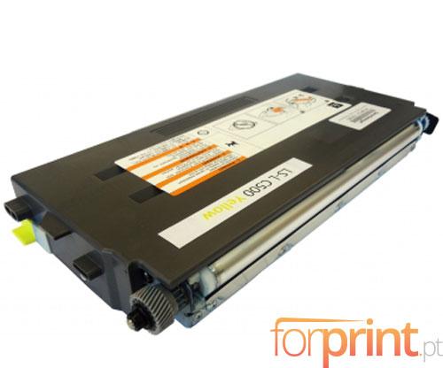 Toner Compativel Lexmark C500H2YG Amarelo ~ 3.000 Paginas