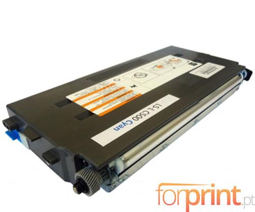 Toner Compativel Lexmark C500H2CG Cyan ~ 3.000 Paginas
